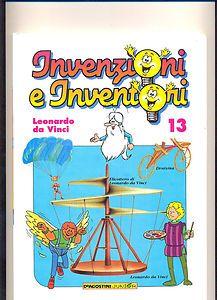 Invenzioni e inventori: Leonardo Da Vinci