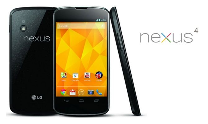 #LG #Nexus4 – A #Smartphone with Amazing #Google #Apps