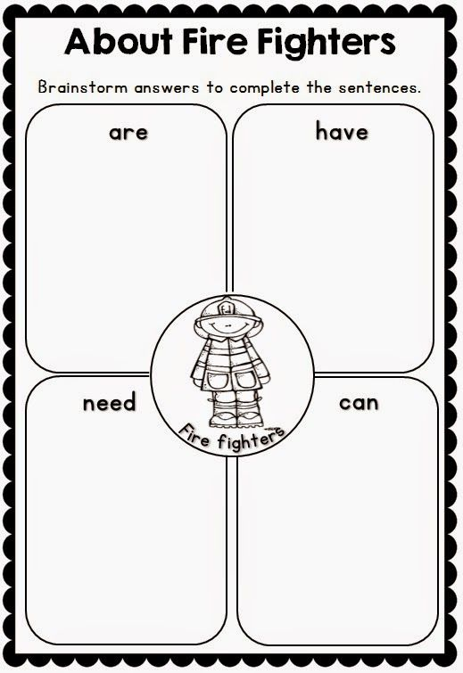 59 best school fire safety images on pinterest fire for Fire escape plan worksheet