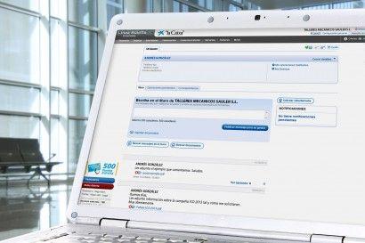 CaixaBank lanza un �Muro� 2.0 destinado a la banca de empresas