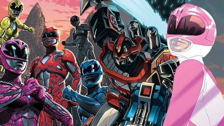 #gaming #videos  Power Rangers Comics to Keep Your Nostalgia Buzz Going | eBargainsToday.com
