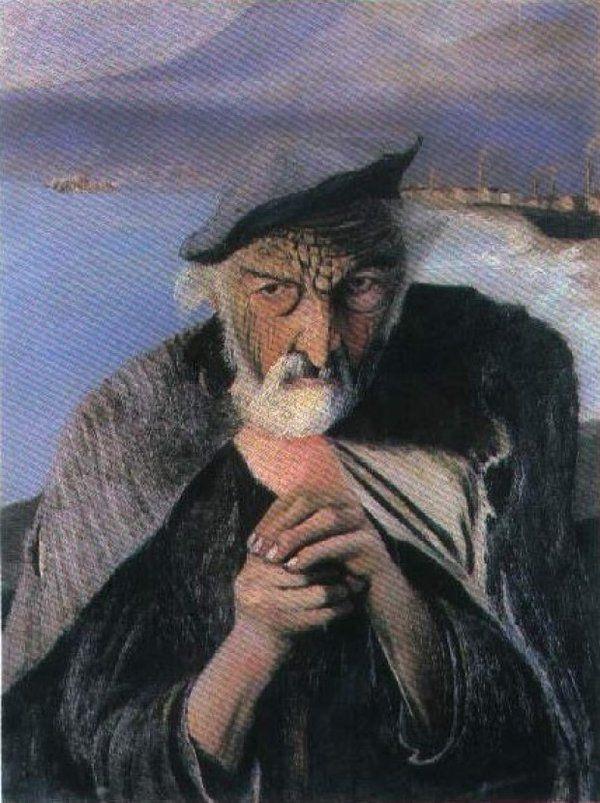 Világháló – Hátborzongató dolog bújik meg Csontváry képében! (Az öreg halász)