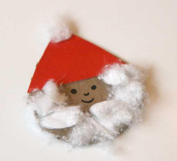 Décos de Noël à faire avec des enfants | La cabane à idées