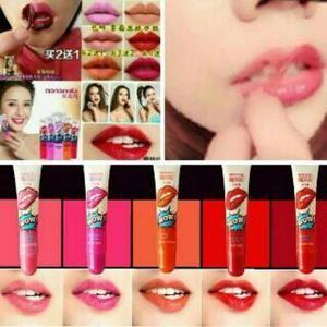 lips tatto jangan disamakan dengan Lipstik ya sis.. ini hasilnya natural, seperti sulam bibir.. yg dimaksudkan memberikan tampilan warna bibir alami, tanpa spt menggunakan lipstik http://raykosmetik.blogspot.com/2015/03/monomola-korea-lips-tattoo.html