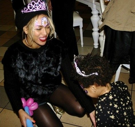 Beyonce Shares Blue Ivy Birthday Party Pics: So Cute!