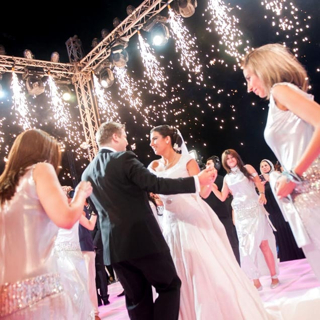 182 best four seasons weddings images on pinterest wedding sparklers surrounded a newlywed four seasons hotel alexandria at san stefano egypt couple as junglespirit Images