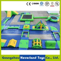Top Cheap giant inflatable floating water park Games