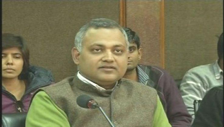 #AAP's Somnath Bharti not named in FIR