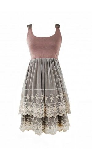 #Dress tulle and jersey with #embroidery S/S 2013 by #FixDesign - Price: 156€ - Shop on: http://shop.fixdesign.it/it/abiti-fixdesign/465-abito-in-tulle.html