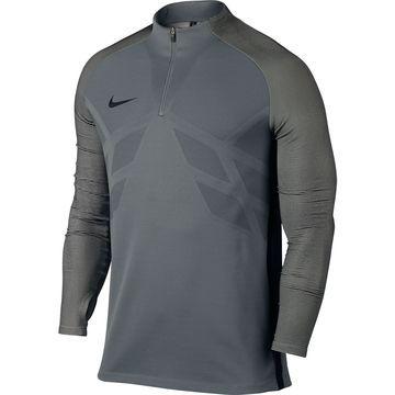 Nike Treningsgenser Midlayer AeroSwift Drill Strike - Grå