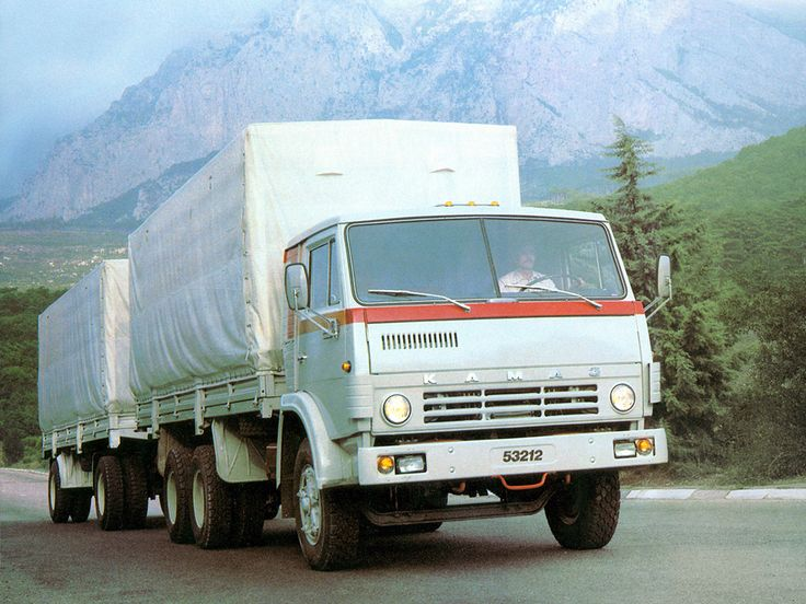 КамАЗ-53212 '1979–2000