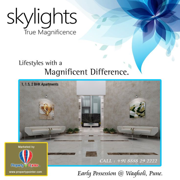 Lifestyles with a Magnificent Difference ony at Skylights wagoli pune for more detail please visit @ http://goo.gl/rRg3rB