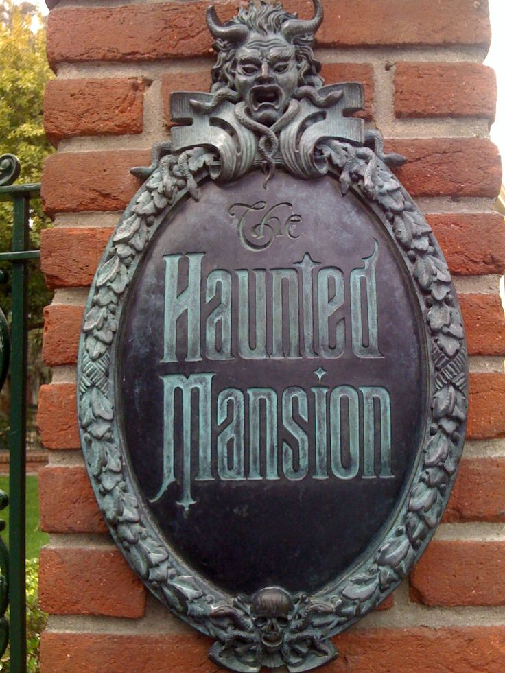 24 best images about Haunted Mansion