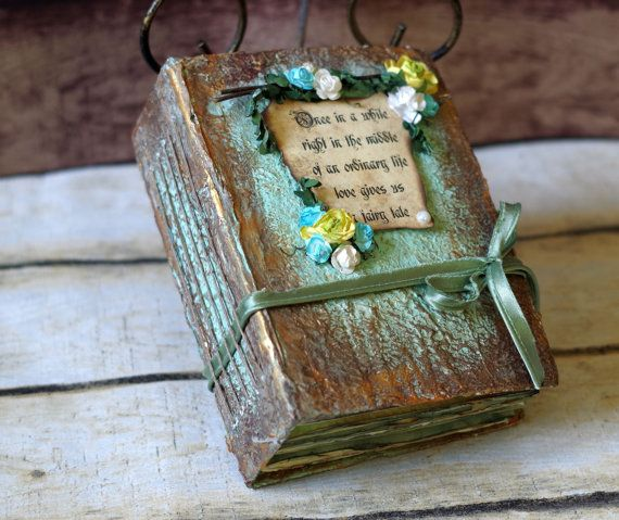 Fairytale Wedding Guest book Fairy tale Photo by CraftPointPL