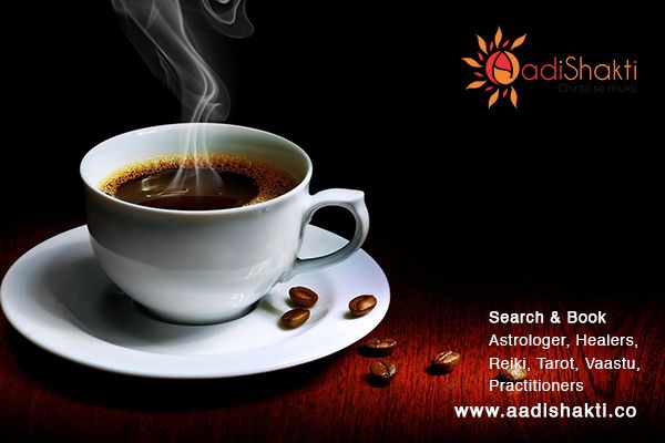 #Coffee #cup reading can surprise you with its mystical and magical signs. http://www.aadishakti.co/