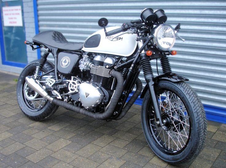 16 best custom thruxton images on pinterest | custom motorcycles