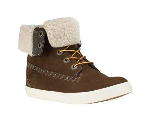 Women's Earthkeepers® Glastenbury Fleece Fold-Down Boots