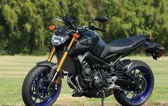2016 Yamaha FZ-07 0-60 Acceleration Review