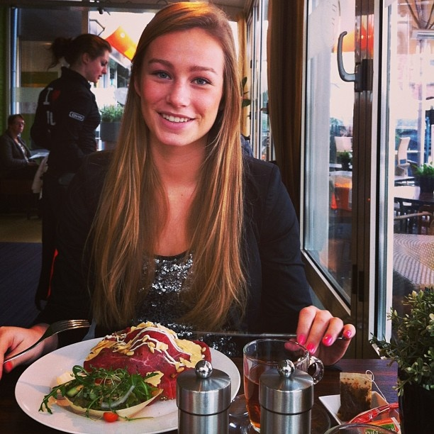 Birthday Lunch bij Fred & Douwe Doetinchem
