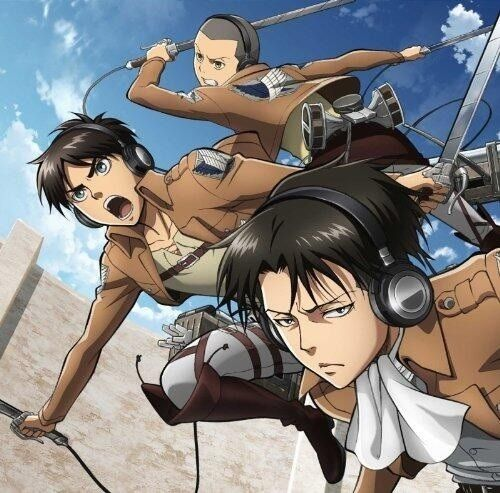 17 Best Images About Attack On Titan On Pinterest