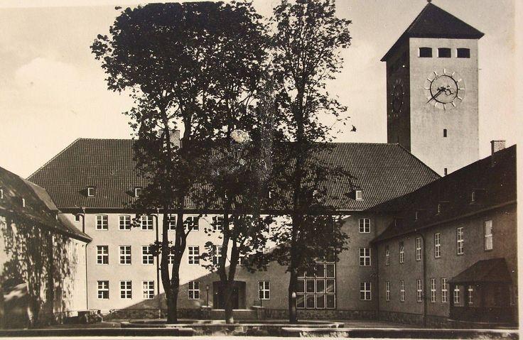 Ortelsburg Ostpr. Rathaus. 1939.