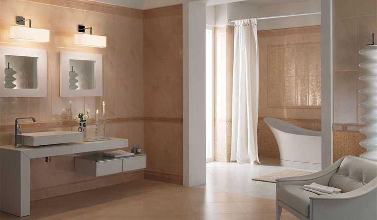 17 migliori idee su dipingere piastrelle del bagno su for Piastrelle bagno rosa antico