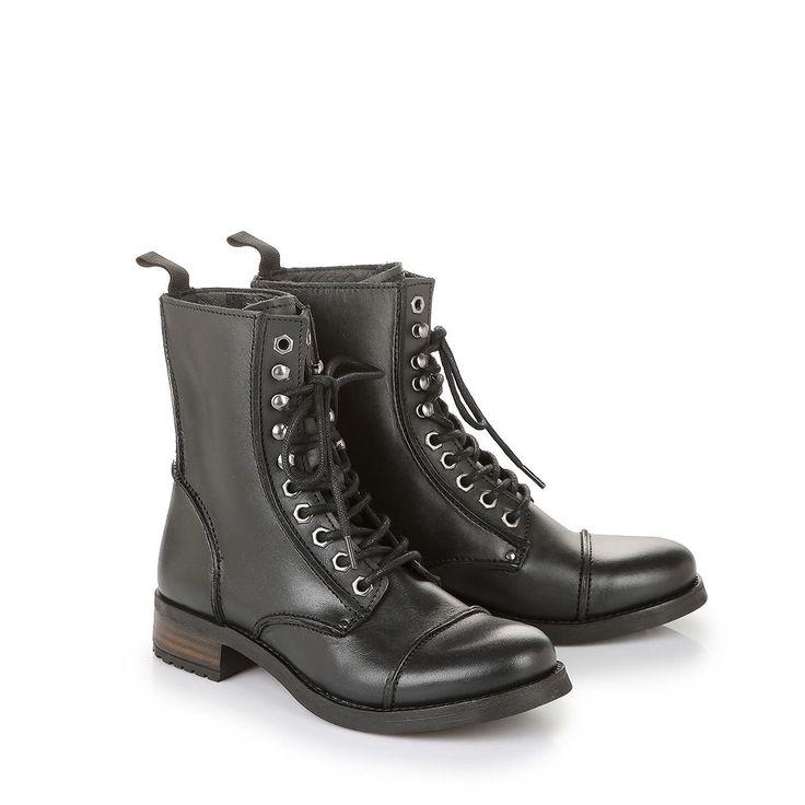 BUFFALO Buffalo boots in black