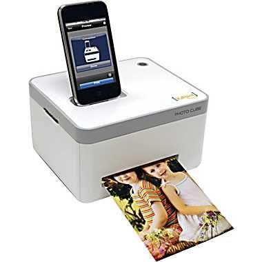 Vupoint Photo Cube™ Photo Printer