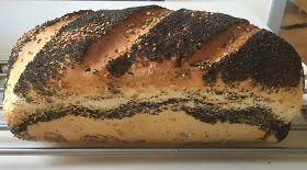 Skagensbrød - Bagt i Brødform. Ingredienser (2 Brød) 1000 g Manitobamel 3 tsk…