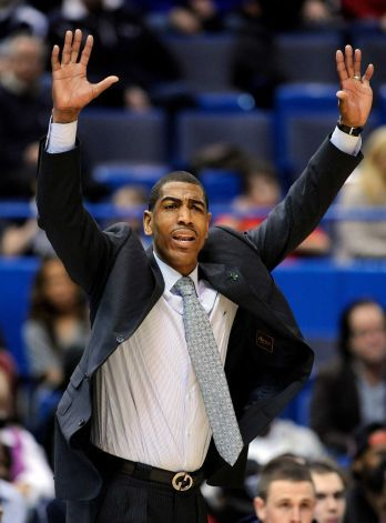 """Kevin Ollie-conventional wisdom says """"You never want to be the guy to replace a legend.  You want to be the guy who replaces that guy.""""  Thank Goodness that doesn't apply at UCONN.  The ultimate coach to build on UCONN's basketball legacy."""