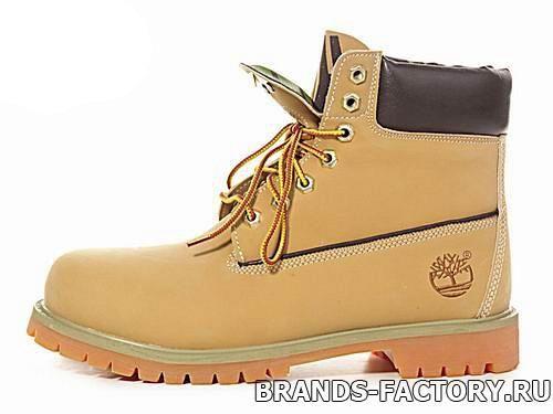 Timberland зимние ботинки женские