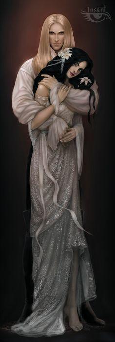 Melian and Thingol