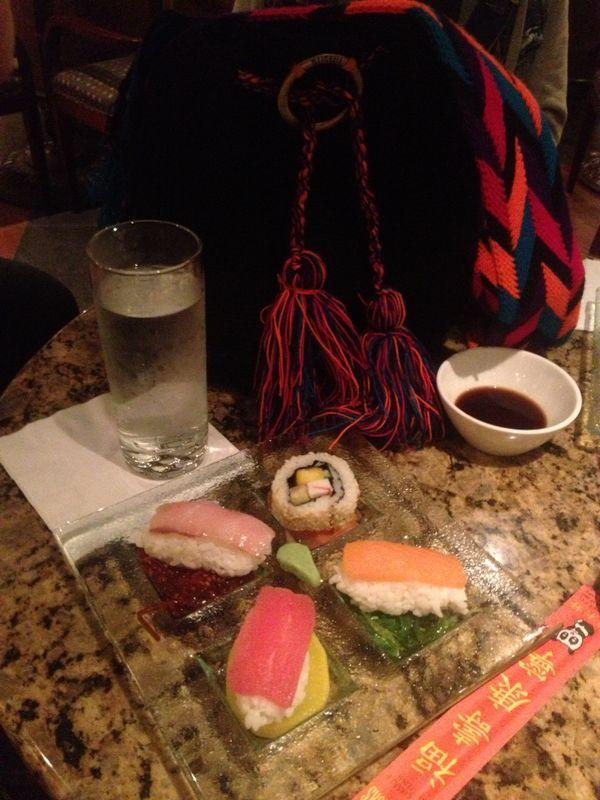 Susuu y Sushi, buena combinación