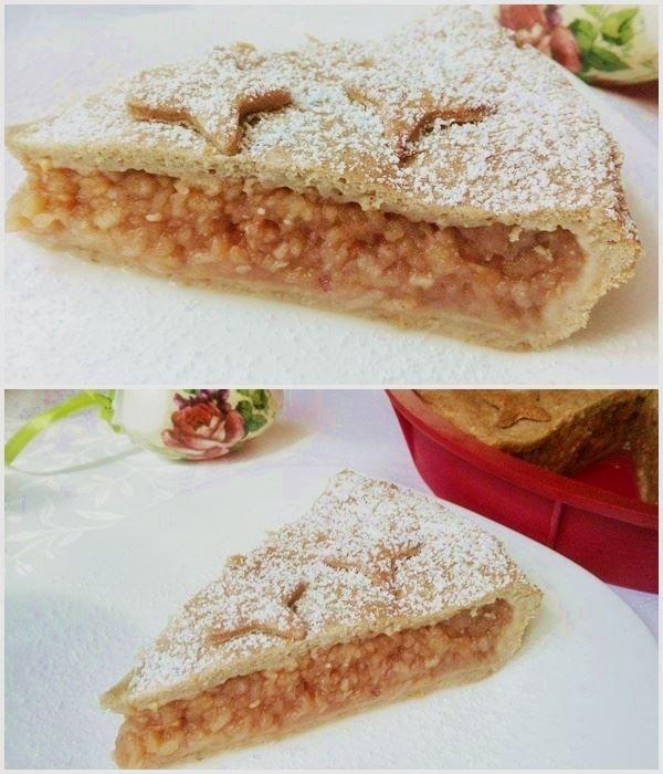 Éhezésmentes karcsúság Szafival - Szafi Free Expressz almás pite