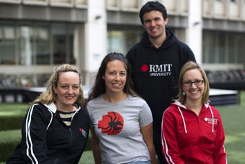 Be RMIT! Find a look that suits you.   http://www.campusstore.rmit.edu.au/collections/rmit-merchandise