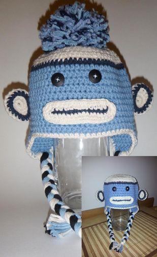 Socky the Monkey