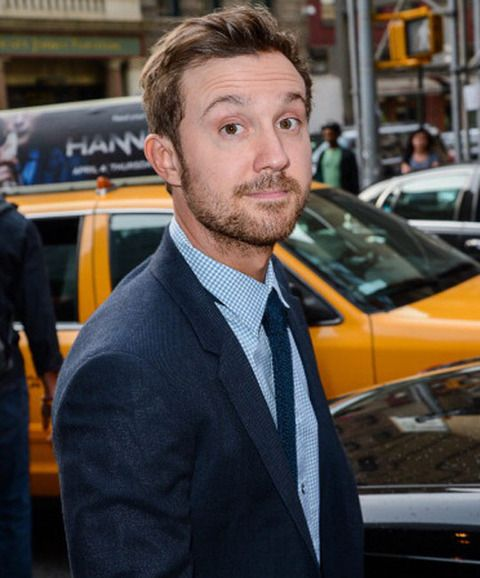 "Sam Huntington, 31, from ""Jungle to Jungle"""