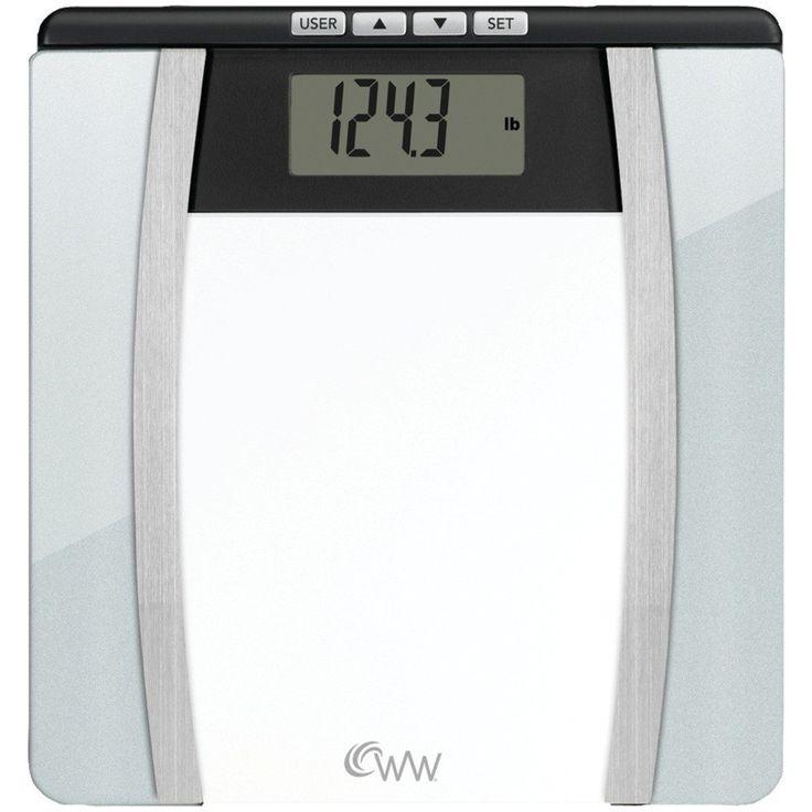 Conair Weight Watchers Body Analysis Scale