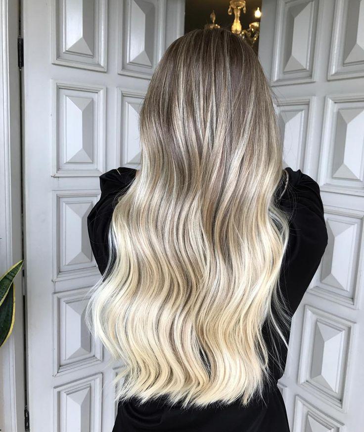 ✨Surf Blond ✨ para um efeito moderno e suave de clareamento! 🐚 Natural e sem marcas!!!! #8XPowderTRUSS  #AirLibreTRUSS @trusshair @trussprofesional #behindthechair
