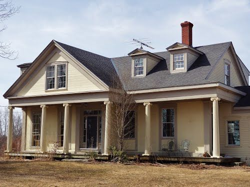 Greek Revival Farmhouse Gorgeous 86 Best Greek Revival Farmhouse Style Images On Pinterest Design Inspiration