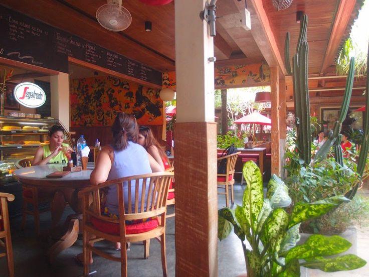Warung Ocha Indonesian and International Food Jalan Raya Seminyak No 52 Seminyak, Bali, Indonesia 80365  Phone number: +62 (0) 361 736 222