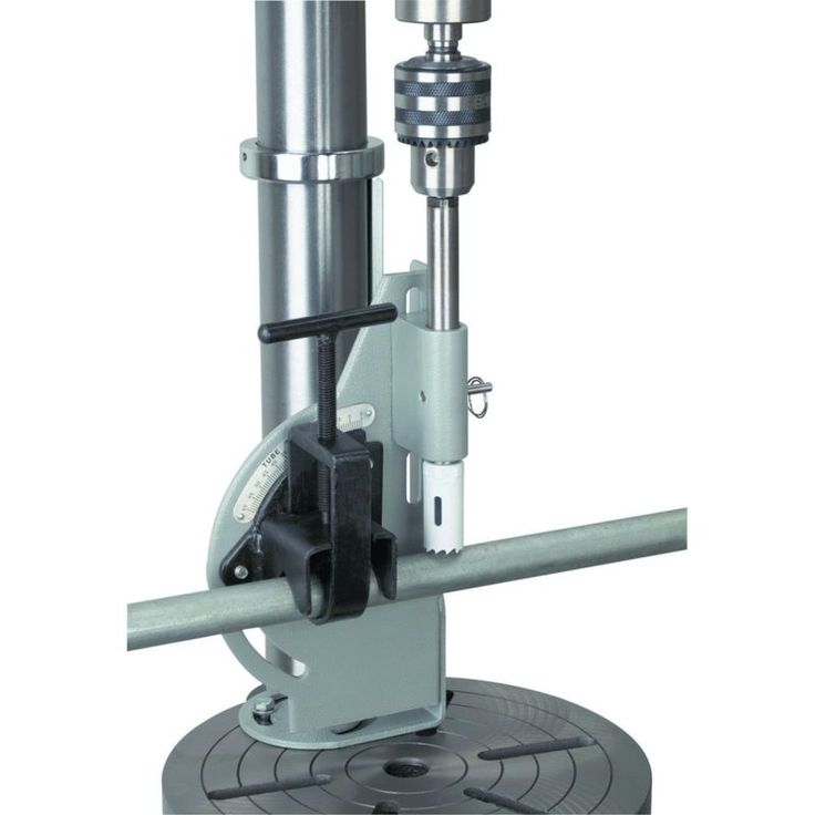 """Up to 2"""" Capacity Pipe & Tube Notcher Make Round Cuts & Joints in Pipe & tubing"""