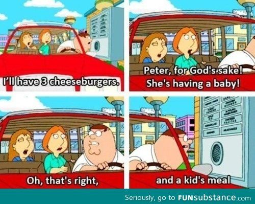 My favorite family guy quote