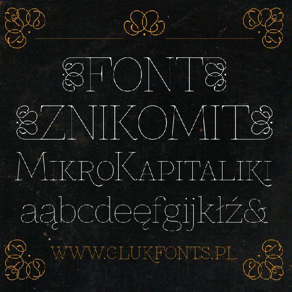 Fontes Light e Thin para download (Free)