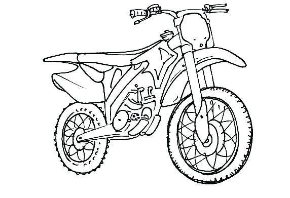 Coloriage Moto A Imprimer In 2020 Free Hd Wallpapers