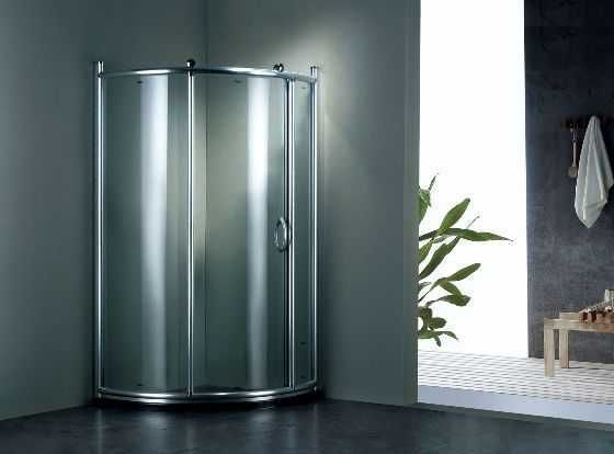 Luxurious Round Corner Shower Unit For Our NEW Home Pinterest Showers
