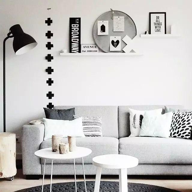 Inspiratieboost: decoreren met kruisjes - Roomed | roomed.nl