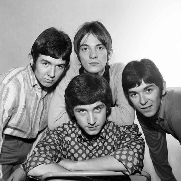 Steve Marriott and the Small Faces