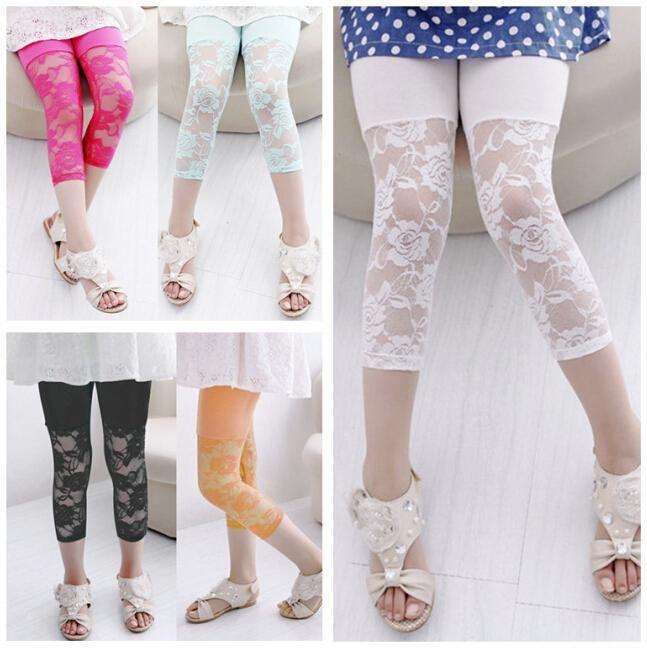 2-7Y Kids Baby Girl Summer Lace Modal Leggings for Girls Ballet Dance Cropped Capris Pants ZC2♦️ B E S T Online Marketplace - SaleVenue ♦️👉🏿 http://www.salevenue.co.uk/products/2-7y-kids-baby-girl-summer-lace-modal-leggings-for-girls-ballet-dance-cropped-capris-pants-zc2/ US $1.68