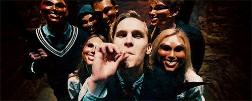 The Purge (2013) // Rhys Wakefield // Personal all time favourite gif